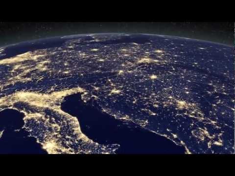 Las im�genes nocturnas m�s detalladas de la Tierra (HD)