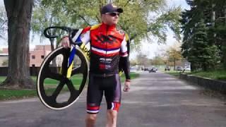 Video Track Cyclist Steve Burton - Road to LA download MP3, 3GP, MP4, WEBM, AVI, FLV Mei 2018