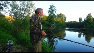 Монстри чебаки. Рибалка від 27.06.19. ввечері на річці.