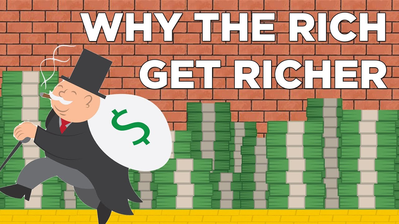 rich keep getting richer The rich keep getting richer if there's one thing that can be said for billionaires, it's that they know how to grow their wealth if there's one thing that can be said for billionaires, it's.