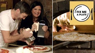 Lucali: Behind the Pizza with Alex Guarnaschelli | Food Network