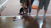 Fitting Khloe for Ruffwear Grip Trex
