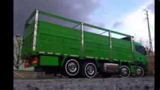 modifiyeli kamyonlar . .