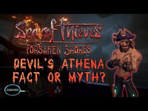 SoT - Devil's Athena's Voyage A Myth?