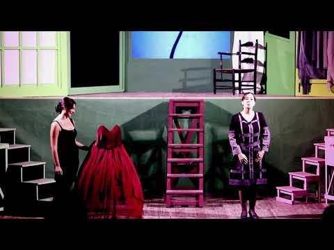 LE SERVE - di J. Genet - regia Franco Reina - Teatro Garibaldi di Palermo. Versione integrale.