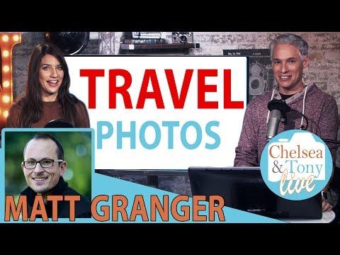 Canon EOS RP, Fuji X-T30 & MATT GRANGER: Travel photo LIVE critique!