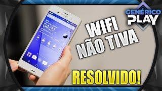 Wifi do celular não ativa - Resolvido!