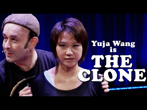 Yuja Wang is THE CLONE