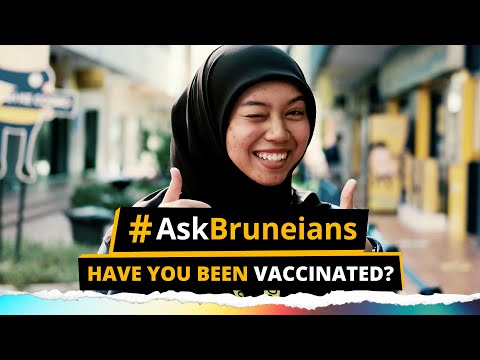 Ask Bruneians: Have You Been Vaccinated?