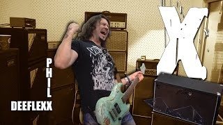 Phil X tries Deeflexx - just a first impression!