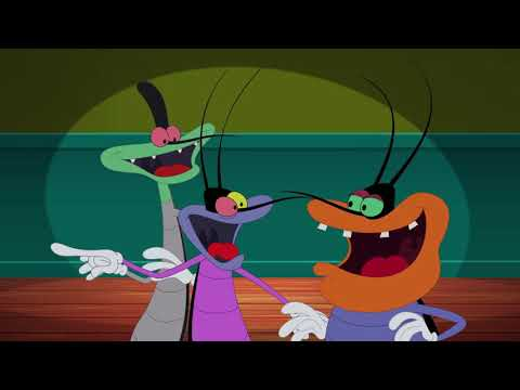 Oggy and the Cockroaches ????️ GOOD NIGHT, DON'T SLEEP TIGHT ???????? (S06E62) Full Episode in HD
