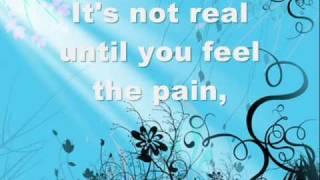 James Morrison - Nothing ever hurt like you ( with lyrics )