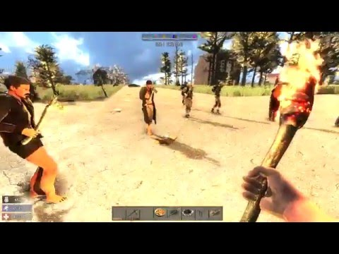 7 day to die how to make a server