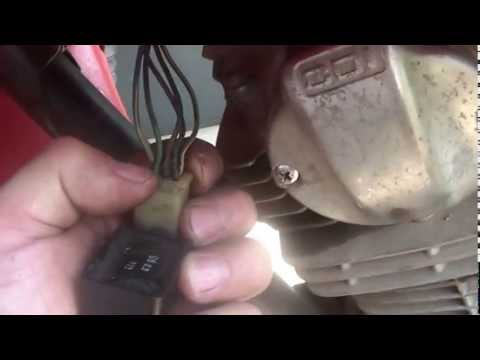 6 3 2013 honda atc 185s ignition fixed youtube rh youtube com