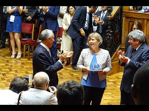 North-South Prize of the Council of Europe to Lora Pappa, METAdrasi