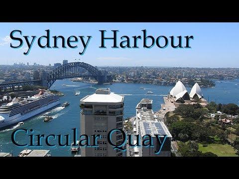 Sydney Harbour - Circular Quay