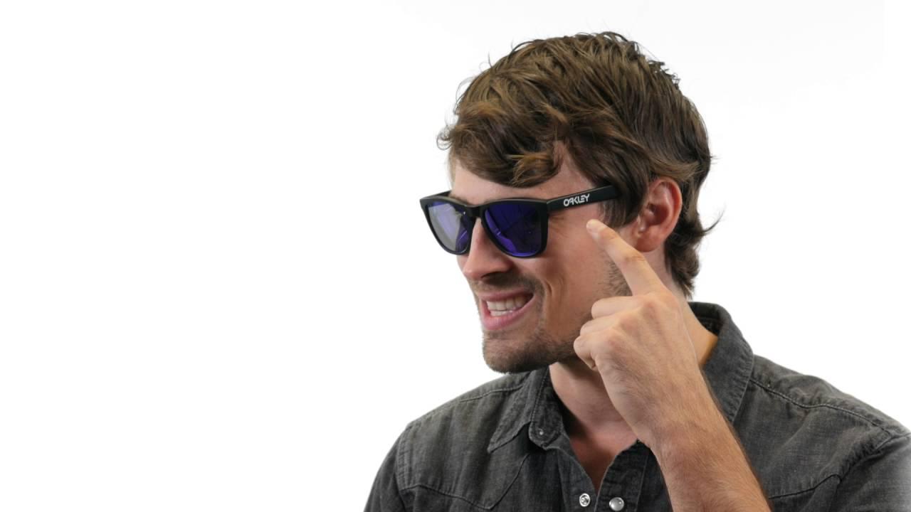 a78459093df Oakley Frogskins Sunglasses - YouTube