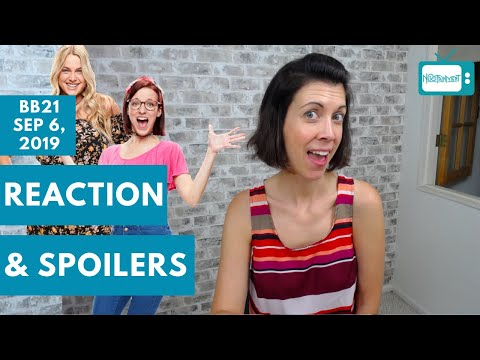 Repeat BIG BROTHER 21 EVICTION REACTION 8 22 19