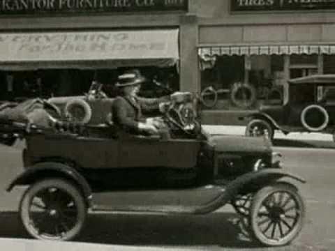 HAROLD LLOYD - Safety last - el hombre mosca (1923)