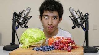 So I tried eating ASMR.. (WARNING: Extremely Intense)