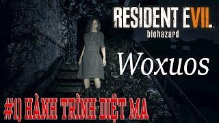 [Resident Evil 7] Tiếp tục tựa game kinh dị đầy máu lửa