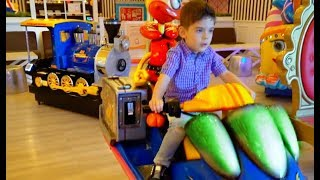 Alex Ride on Sea Spark Kids Song