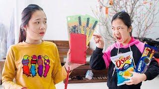 Hiểu Lầm Kiều Anh Lấy Chiếc Ví ❤ Chiếc Ví Đánh Rơi - Trang Vlog