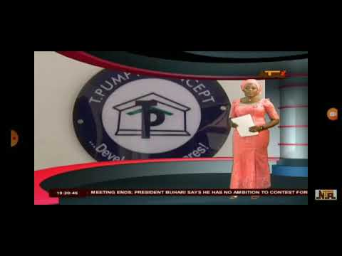 NTA news on T Pumpy official Commissioning by  Her Excel. Dame Pauline Tallen OFR
