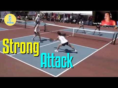 Are you attacking this spot on the court to score more points? || Pickleball Scoring