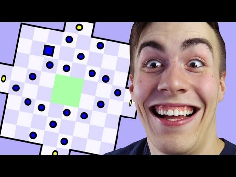 GOING CRAZY - World's Hardest Game 2