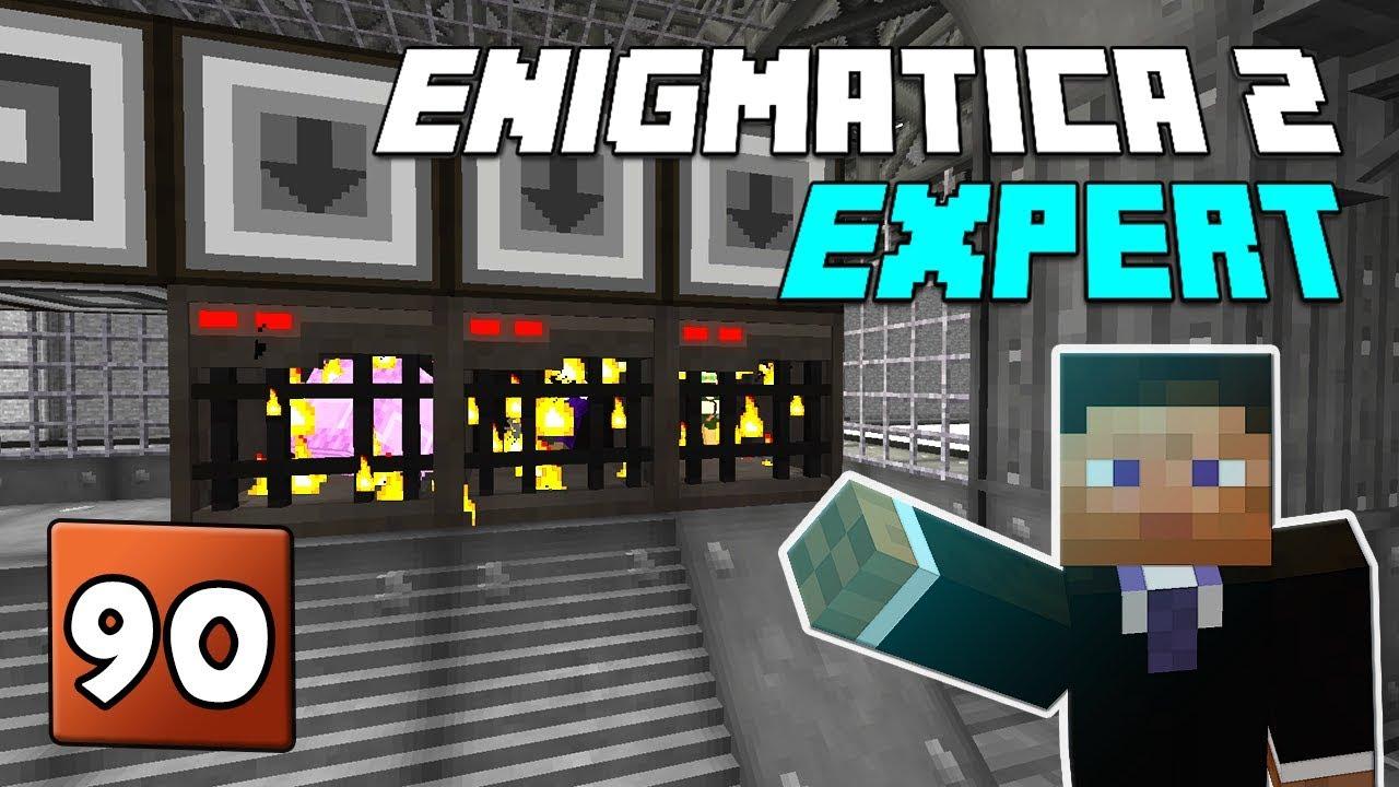Enigmatica 2: Expert Mode - EP 90 Anglesite Ingredients - VidVui