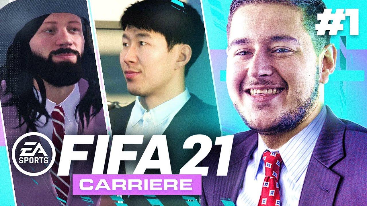 CARRIÈRE FIFA 21 : SAUVER LE BARCA !