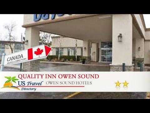 Quality Inn Owen Sound - Owen Sound Hotels, Canada