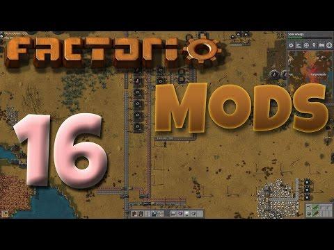 Warehouses! | Factorio Multiplayer Season 2 Part 16 Ft. Mods!