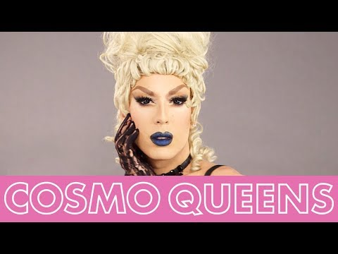 Watch Alaska Thunderf*ck Go Full Glam In 2 Minutes Flat | Cosmopolitan