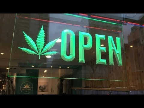 Pot Stores Are Now Legal In Ontario
