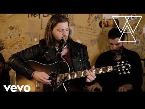 Welshly Arms - Down To The River (Acoustic)