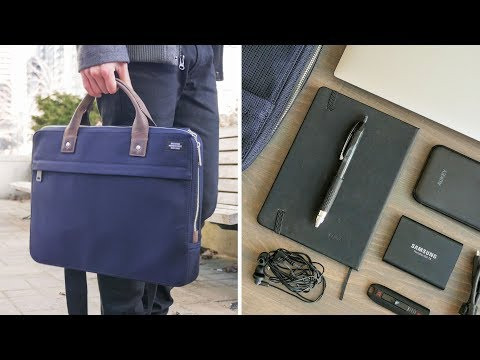 What's in my Tech Bag? Slim, Minimal & Professional
