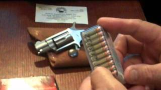 Repeat youtube video NAA Mini Revolver 22 LR by FirearmPop