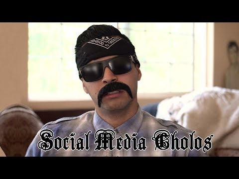 Social Media Cholos - David Lopez