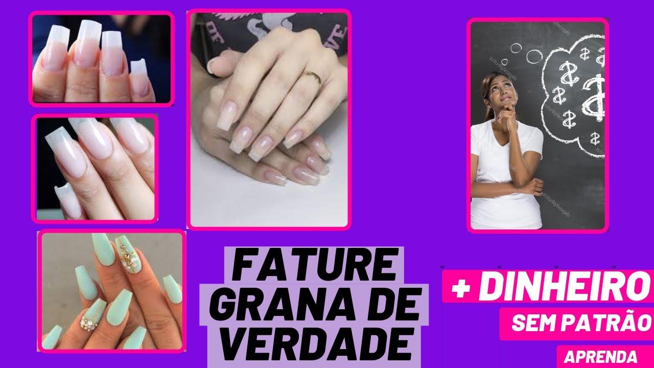 GANHE DINHEIRO COM UNHAS DE FIBRA (MÉTODO LUCRATIVO)