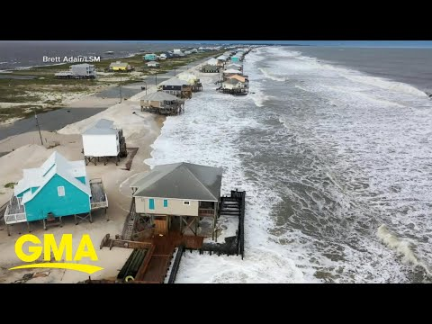 Hurricane Sally closes in on the Gulf Coast l GMA