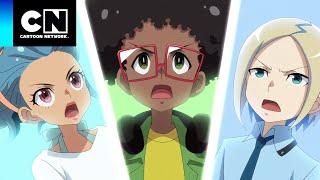 El miedo de los Estratos | Bakugan | Cartoon Network