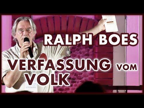Ralph Boes: Verfassung vom Volk (Pax Terra Musica)