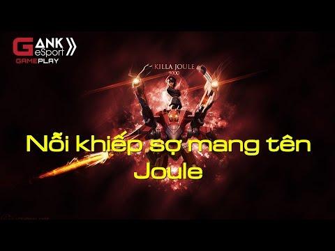 [Vainglory] Nỗi khiếp sợ mang tên Joule | Gameplay Joule 2.3