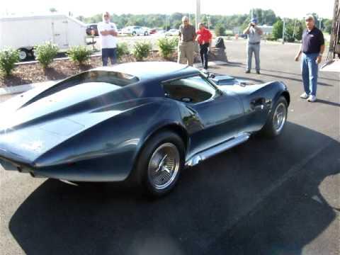 National Corvette Museum >> 1969 Corvette Manta Ray @ National Corvette Museum - YouTube