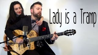 tony bennett lady gaga the lady is a tramp dario pinelli sofia romano fingerstyle cover