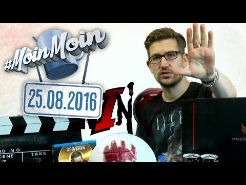 #MoinMoin mit Schröck | Kino Plus light, Now You See Me 2 - Interview | 25.08.2016
