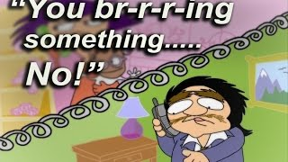 """Famous Quotes: """"You bring something... No"""" - Ken Addleburg"""