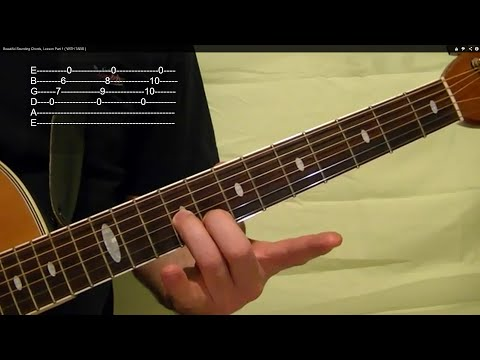 THE BEATLES - Help - Guitar Lesson